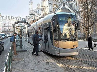 Streetcar of the future